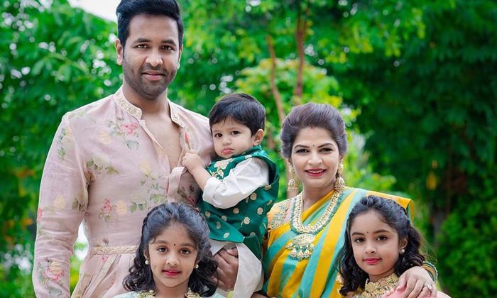 Telugu Manchu Viranica, Manchu Viranica Unknown Interesting Facts, Manchu Vishnu, Mohan Babu, Viranica Family Details, Vishnu-Telugu Stop Exclusive Top Stories