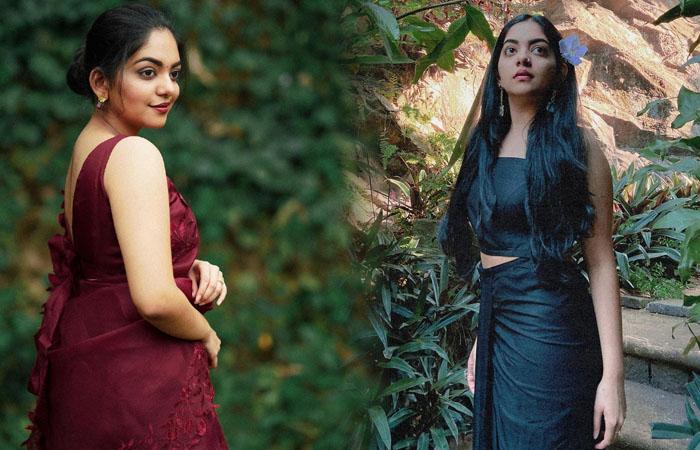Pictures Of Actress Ahaana Krishna Shake Up The Show Social Media-telugu Actress Hot Photos Pictures Of Actress Ahaana K High Resolution Photo