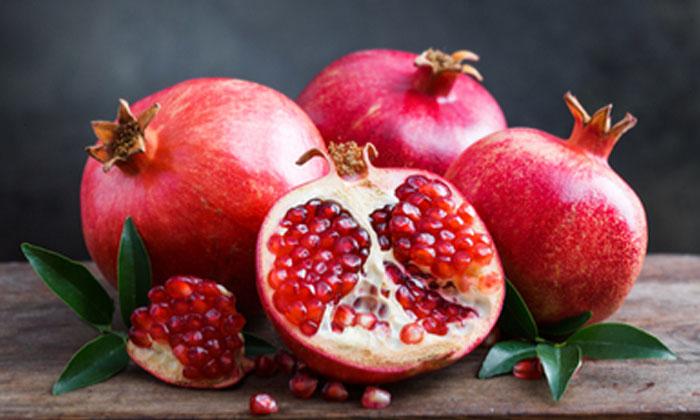 Telugu Benefits Of Pomegranate Peels, Good Health, Health, Health Tips, Latest News, Piles, Pomegranate, Pomegranate Peels-Telugu Health - తెలుగు హెల్త్ టిప్స్ ,చిట్కాలు