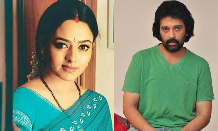 Telugu Hero Jd Chakravarthy About His Marriage With Actress Soundarya-సౌందర్యతో నా పెళ్లి జరిగేది… కానీ ఆ గొడవ మమ్మల్ని…-Latest News - Telugu-Telugu Tollywood Photo Image-TeluguStop.com