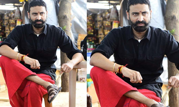 Telugu Akkineni Family, Anaganaga O Rowdy Movie, First Look: Sumanth As Waltair Seenu In \\'anaganaga Oka Rowdy\\', Sumanth New Movie First Look Release, Telugu Cinema, Tollywood-Movie-English