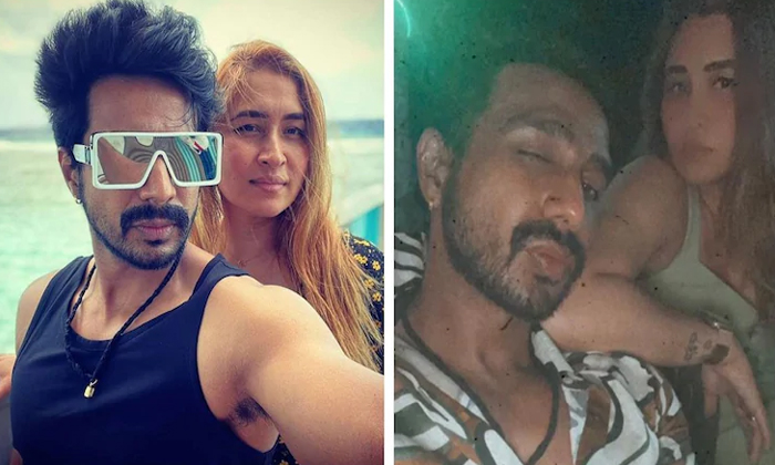 Tamil Hero Vishnu Vishal Shared His Girlfriend Gutta Jwala Pics In Instagram-ఈ బ్యాడ్మింటన్ ప్లేయర్ ని పెళ్లి చేసుకోవడం కోసం ఆ తమిళ్ హీరో ఏకంగా తన భార్యని కూడా….-Latest News - Telugu-Telugu Tollywood Photo Image-TeluguStop.com