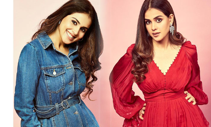 Telugu Beautiful Actress Genelia Deshmukh Trendy Pictures-telugu Actress Hot Photos Telugu Beautiful Actress Genelia Des High Resolution Photo