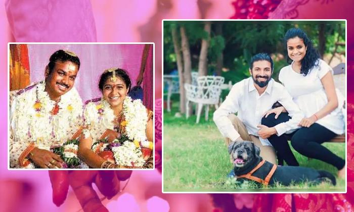 These Are The Famous Directors Who Got Married For Love In Tollywood-టాలీవుడ్ లో ప్రేమ పెళ్ళిళ్ళు చేసుకున్న ప్రముఖ దర్శకులు వీరే..-General-Telugu-Telugu Tollywood Photo Image-TeluguStop.com