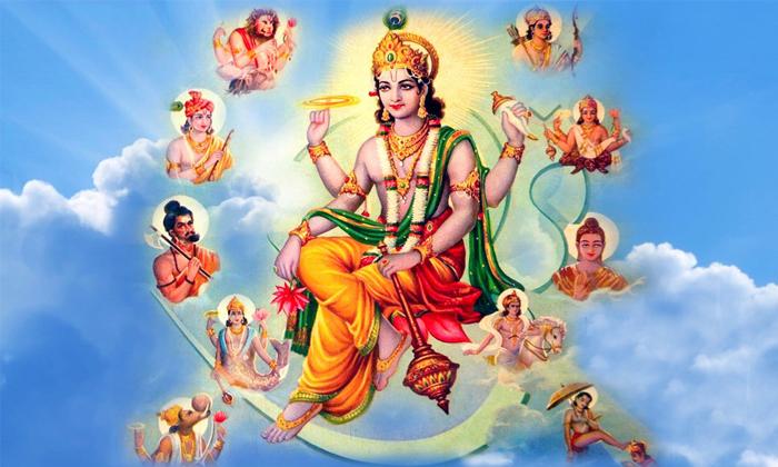 Telugu Bane, Brahma, Dasha Avatars, Hiranyakashapudu, Sri Mahavishnu, Stage Avatars, The Great Sages, Vaikuntham, Varahavataram, War-Telugu Bhakthi