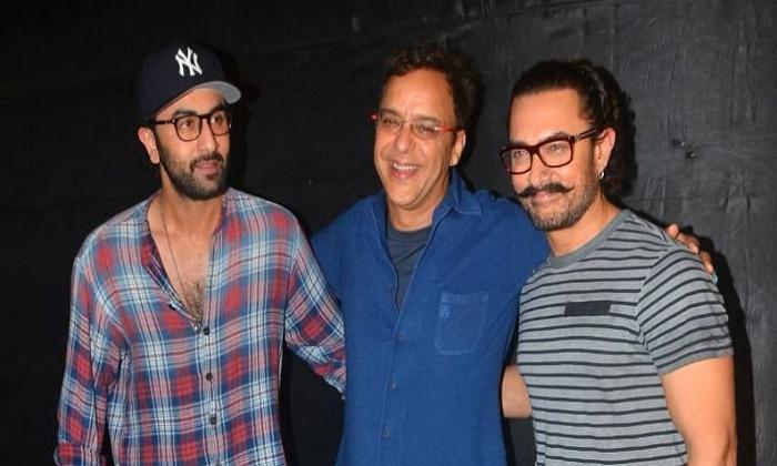 Vidhu Vinod Chopra Confirms Pk Sequel With Ranbir Kapoor-అమీర్ ఖాన్ పీకే సీక్వెల్ కన్ఫర్మ్ చేసిన నిర్మాత-Latest News - Telugu-Telugu Tollywood Photo Image-TeluguStop.com