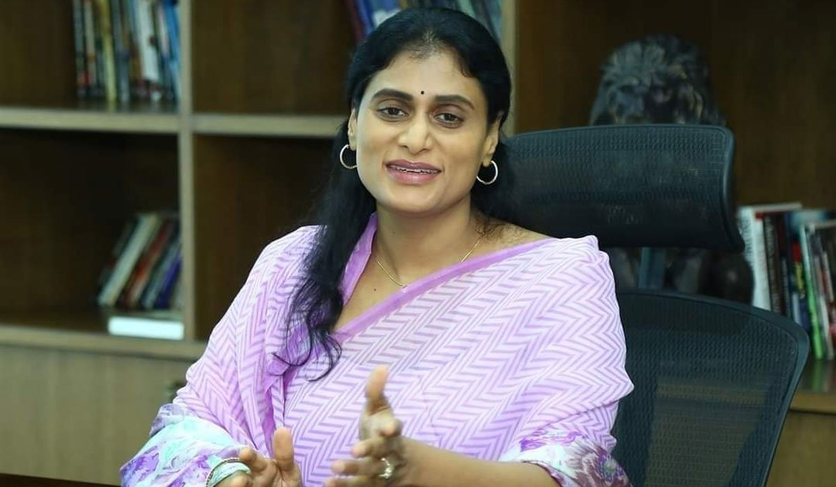 Telugu Lotuspand, Telangana Students, Ys Sharmila, Ysr-Telugu Political News