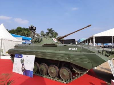 Aero India: Not Fighter Jet But Infantry Combat Vehicle Is Showstopper-Latest News English-Telugu Tollywood Photo Image-TeluguStop.com