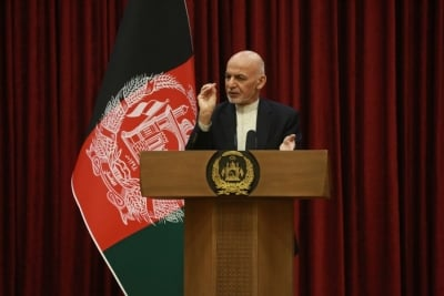 'afghans Want Dignified, Permanent Peace'-TeluguStop.com