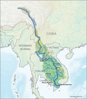 After Brahmaputra, Chinese Dam On Mekong Raises Hackles In Us-TeluguStop.com
