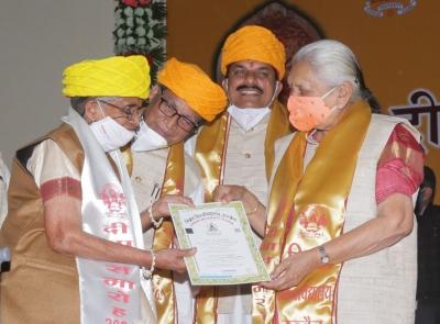 TeluguStop.com - Age No Bar: 80-yr-old Ujjain Woman Completes Phd