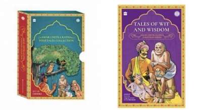 TeluguStop.com - Amar Chitra Katha Comics To Be Published For Young Readers