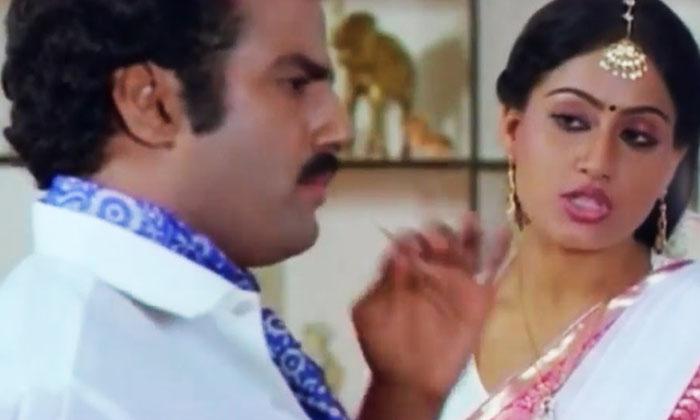 Secret Behind Vijayashanthi Marriage With Srinivas-విజయశాంతి పెళ్లి వెనక రహస్యం..శ్రీనివాస్ ని ఎందుకు పెళ్లి చేసుకుంది-General-Telugu-Telugu Tollywood Photo Image-TeluguStop.com