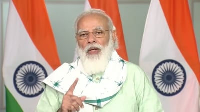 Bjp Govt Is Rectifying The Mistakes Of History, Says Pm Modi-TeluguStop.com