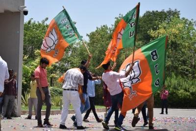 Bjp Leads In Municipal Elections In Gujarat-TeluguStop.com