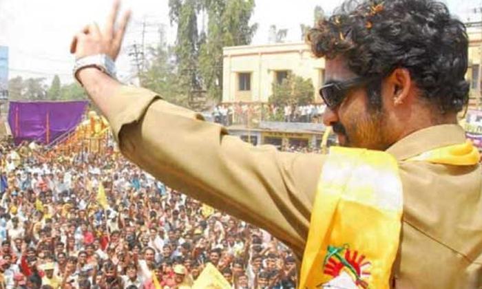 Kuppam Tdp Leaders Demand On Jr Ntr Kuppam Constency Camphain-కుప్పం కు ఎన్టీఆర్ గ్రీన్ సిగ్నల్ ఇచ్చిన బాబు -Political-Telugu Tollywood Photo Image-TeluguStop.com