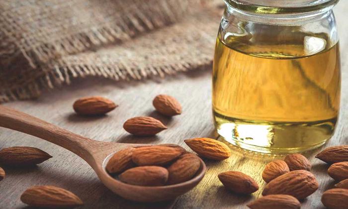 How To Convert White Hair To Black Hair With Almond Oil-బాదం నూనెలో ఇవి కలిపి రాస్తే.. తెల్ల జుట్టు నల్లగా మారడం ఖాయం-Latest News - Telugu-Telugu Tollywood Photo Image-TeluguStop.com