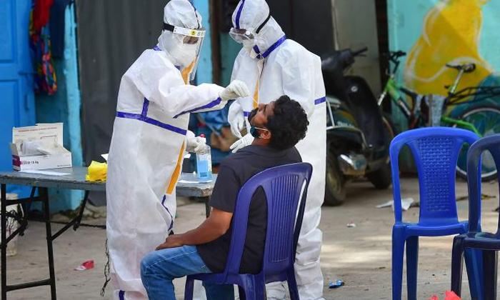 Corona Virus Latest Details In Telangana-తెలంగాణ లో కరోనా వైరస్ సరికొత్త డీటెయిల్స్..-General-Telugu-Telugu Tollywood Photo Image-TeluguStop.com