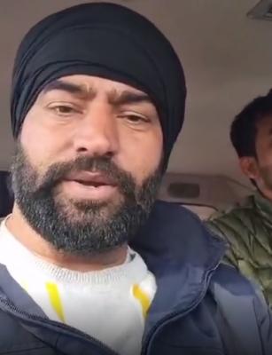 Delhi Violence Accused Sidhana Addresses Rally, Dares Police-TeluguStop.com