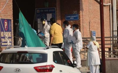 Delhi's Lnjp Spl Ward For Infections By Mutant Strains-TeluguStop.com