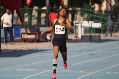 Dutee, Hima Das Win Sprints; Jacob 400m In Personal Best Time (Ld)-Latest News English-Telugu Tollywood Photo Image-TeluguStop.com