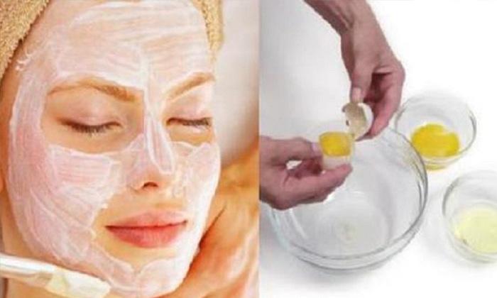 Egg White Helps To Reduce Oily Skin-జిడ్డు చర్మం వేధిస్తుందా.. ఎగ్ వైట్తో చెక్ పెట్టండిలా-Latest News - Telugu-Telugu Tollywood Photo Image-TeluguStop.com