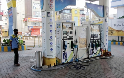 Fuel Prices Resurge After Two-day Break-TeluguStop.com