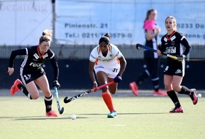 Germany Thrash India 5-0 In First Women's Hockey Match-TeluguStop.com