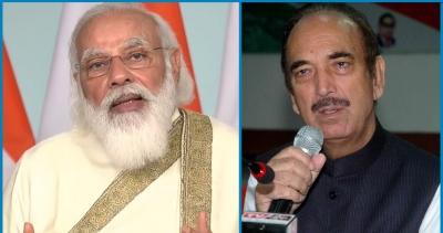 Ghulam Nabi Azad Lavishes Praise On Pm Modi-TeluguStop.com