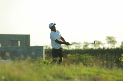 Glade One Masters Golf: Chouhan, Gandas In Joint Lead After 3rd Rd-TeluguStop.com
