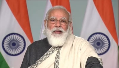Go For Best, Reject Cong's Feudal Culture: Pm In Puducherry-TeluguStop.com