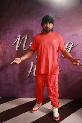 Honey Singh Releases Dance Track 'shor Machega'-TeluguStop.com