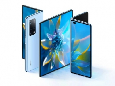 TeluguStop.com - Huawei Mate X2 With 8-inch 90hz Oled Foldable Display Launched