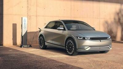 TeluguStop.com - Hyundai Unveils First Model Based On Own Ev Platform