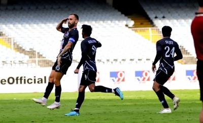 I-league: Mohammedan Sc Beat Real Kashmir 2-0, Seal Top 6 Spot-TeluguStop.com