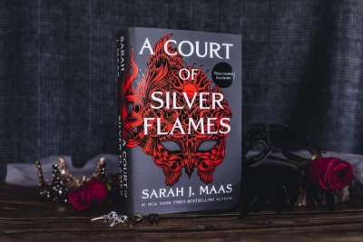 I See My Book As A Journey Of Healing, Forgiveness: Sarah Maas-TeluguStop.com