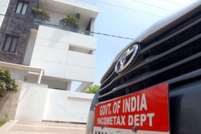 I-t Raid On Chennai-based Tiles Maker-TeluguStop.com