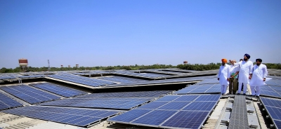 India One Of World's Top Markets For Solar Energy: Isa-TeluguStop.com