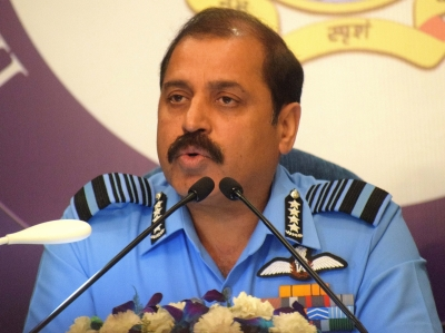 Indian Air Force Chief Reaches Dhaka On 4-day Visit-TeluguStop.com
