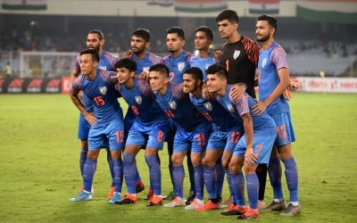 India's Football Team To Face UAE, Oman In March-Latest News English-Telugu Tollywood Photo Image-TeluguStop.com