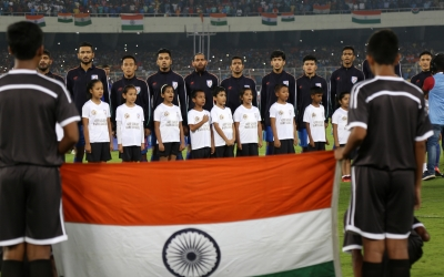 India's Football Team To Face Uae, Oman In March-TeluguStop.com