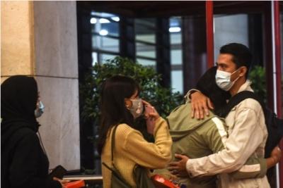 Indonesia Reports 6,208 New Covid Cases-TeluguStop.com
