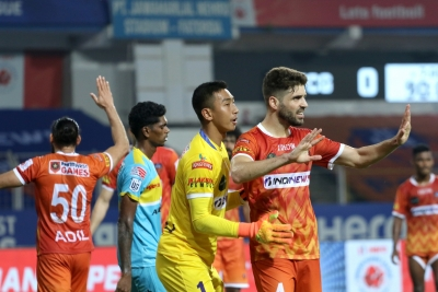 Isl: Goa Hold Hyd To 0-0 Draw, Through To Playoffs-TeluguStop.com