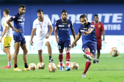 ISL: Mumbai-ATK Mohun Bagan Showdown For Top Spot (Match Preview 110)-Latest News English-Telugu Tollywood Photo Image-TeluguStop.com