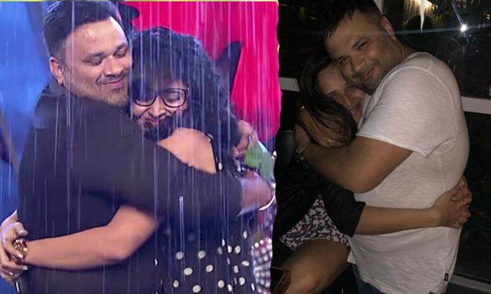 Anasuya Says I Love You To Shashank Bharadwaj-TeluguStop.com