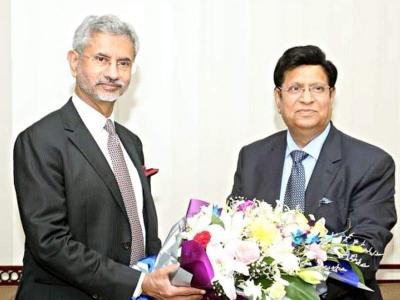 Jaishankar To Visit Dhaka On March 4-TeluguStop.com