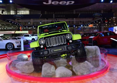 Jeep Wrangler Now Assembled In India-TeluguStop.com