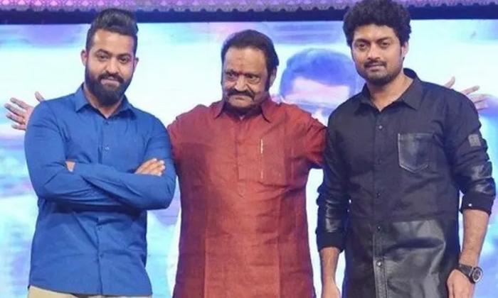Telugu Balakrishna Son Mokshajnani, Krishna, Nageswararao, Ntr, Producer Mohan Krishna, Shobhan Babu, Taraka Ratna-Telugu Stop Exclusive Top Stories