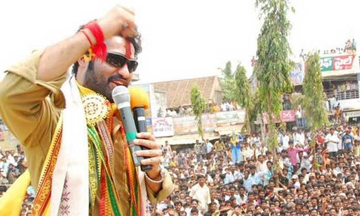 Lokesh Tention On Ntr Slogan On Tdp-లోకేష్ ను భయపెడుతున్న ఎన్టీఆర్ -Political-Telugu Tollywood Photo Image-TeluguStop.com