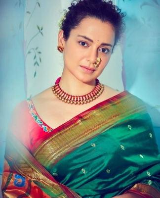 Kangana Claims She Is The only' Actress After Sridevi To Try Comedy-Cinema/ShowBiz News-Telugu Tollywood Photo Image-TeluguStop.com